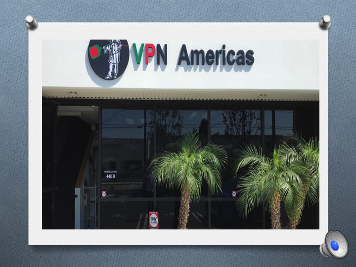 VPN Americas.